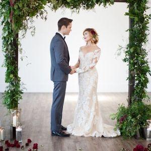 Casablanca Wedding Gown C110